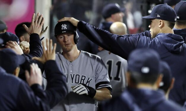 Report: New York Yankees Sign DJ LeMahieu + Corey Kluber, On The Same Day