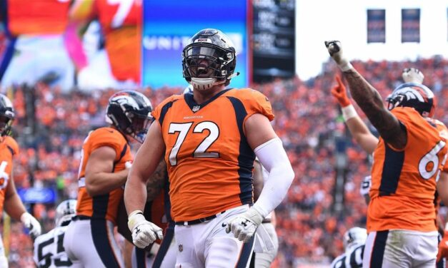 The Top Five Denver Broncos' Stars This Season