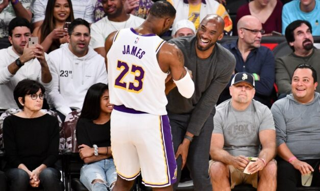Something Special: A Lebron James' Tribute To Kobe Bryant