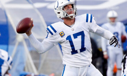 Colts Playoff Review