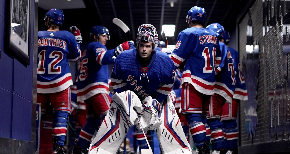 Takeaways from the Rangers' Games Against the Islanders and Devils