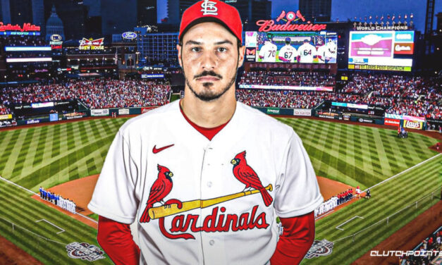 Breaking: Cardinals Acquire Nolan Arenado