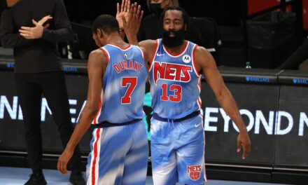 The Inconsistency and Struggles of the Nets Superteam