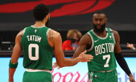 Why Jayson Tatum and Jaylen Brown are the NBA's Next Unstoppable Duo