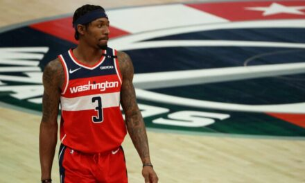 The Wizards must trade Bradley Beal