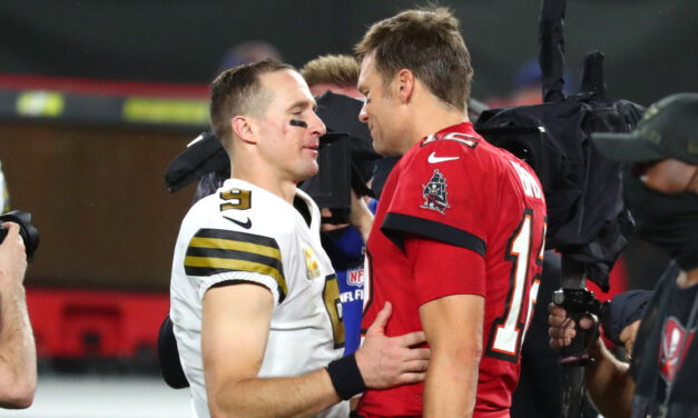Brees And Brady Duel For Possibly One Last Time: The End Of An Era