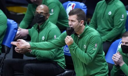 What Is Wrong With the Boston Celtics?