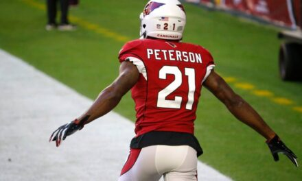 "Patrick Peterson: ""Petering Out"" or Still Gas in the Tank?"