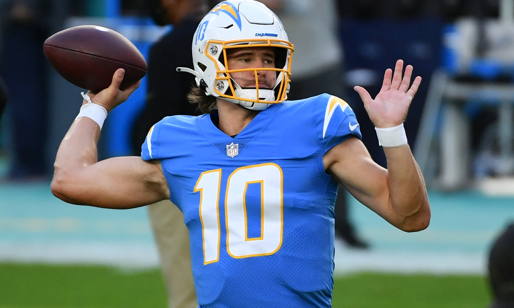 Will Chargers QB Justin Herbert Take the Next Step in 2021?