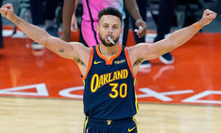 Stephen Curry is the NBA's Rightful MVP