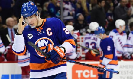 Should the Islanders Make a Trade Now that Anders Lee is Out?