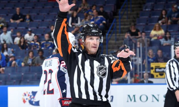 Tim Peel – The NHL's Perfect Scapegoat