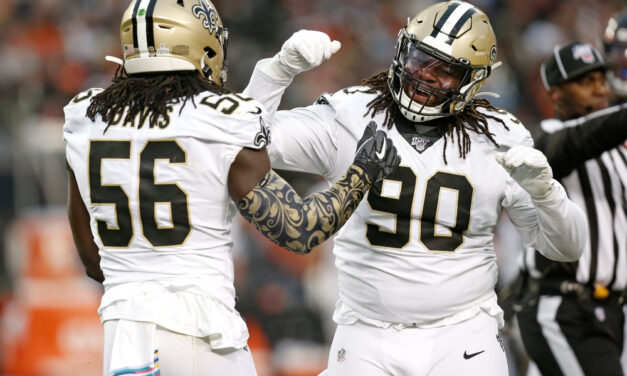 Is a Malcom Brown Trade the Best Move for the Saints?