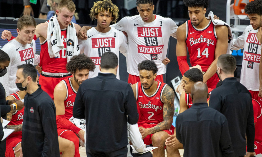 March Madness: Buckeyes Road to National Title Starts Against Abmas, Golden Eagles
