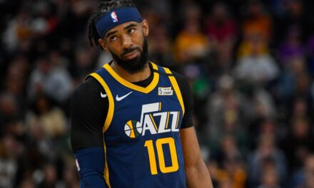 Mike Conley Finally Got His All-Star Recognition