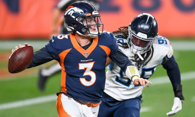 What Should The Broncos Do With Drew Lock?