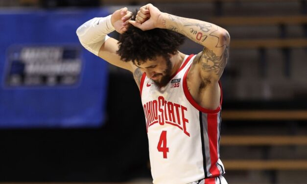 Ohio State's Season Stunningly Ends to Oral Roberts