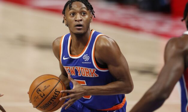 Why Immanuel Quickley Should Win Rookie of the Year