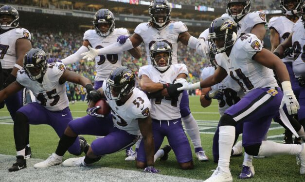 The Ravens Most Pressing Needs Entering Free Agency