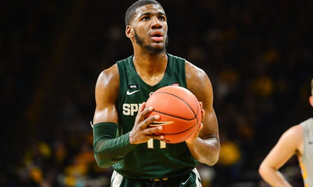 Michigan State's Crazy Two Week Run Leads to a Spartan Revival