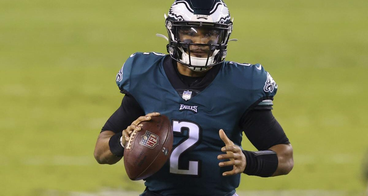 The Eagles Considering a QB in This Year's Draft is a BAD MOVE, And Here's Why