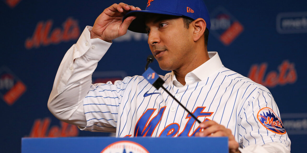 The Man That Is Holding The New York Mets Back: Manager Luis Rojas