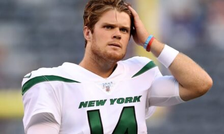 Sam Darnold's Jets Tenure was the Ultimate Butt-Fumble