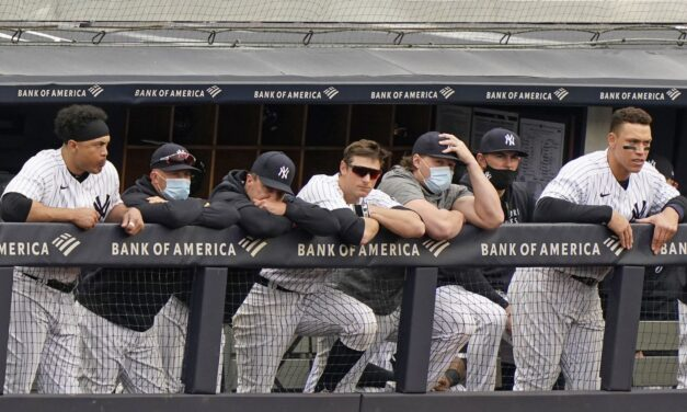 Yankees Finally Get a Win, But Woes Still Loom Large