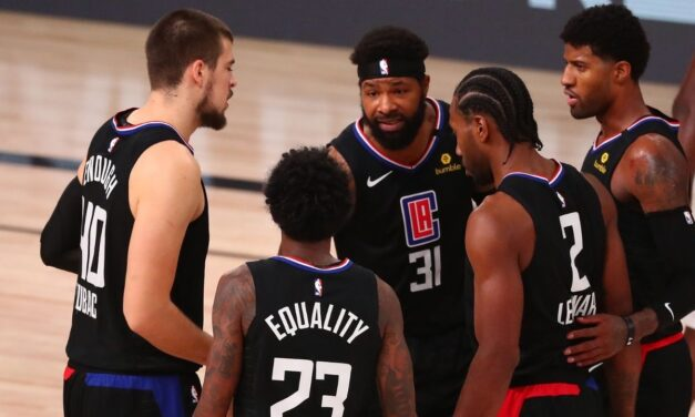 Hey, Clippers… WAKE UP!