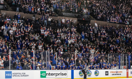 Nassau Coliseum: The Best Home-Ice Advantage In The NHL