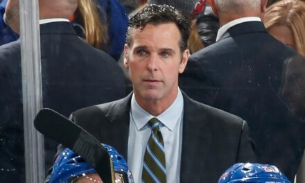 What is Next for the Rangers after the David Quinn Firing?