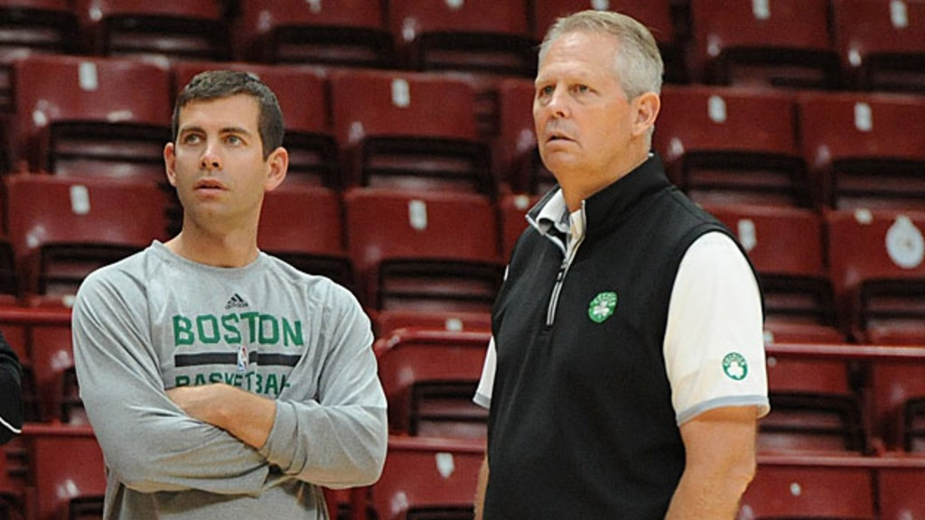 What the Ainge-Stevens Shake Up Means for the Celtics' Future