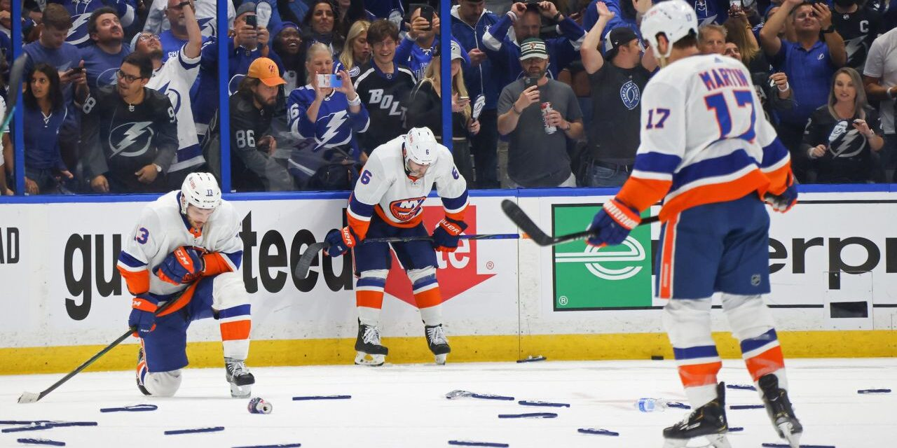 Who's to Blame for the Islanders Game 7 Loss?