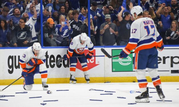 Who's to Blame for the Islanders' Game 7 Loss?
