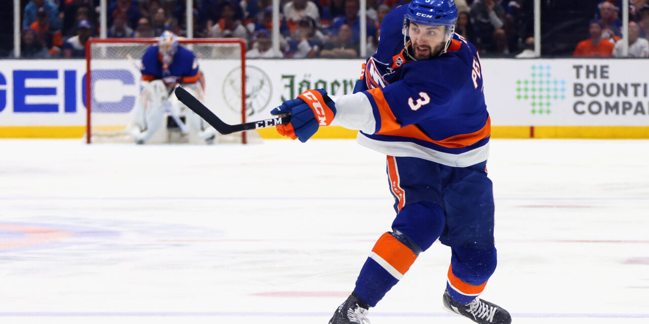 Adam Pelech Re-signs With The Islanders On An 8-Year Deal