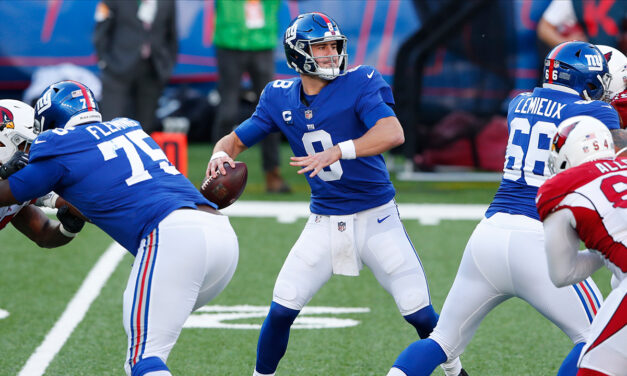 Making The Case For Why The Giants Will Win The Division