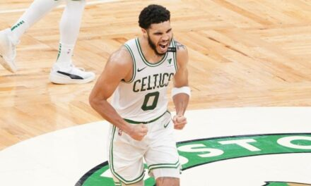 The Best Team in the Eastern Conference: The Boston Celtics